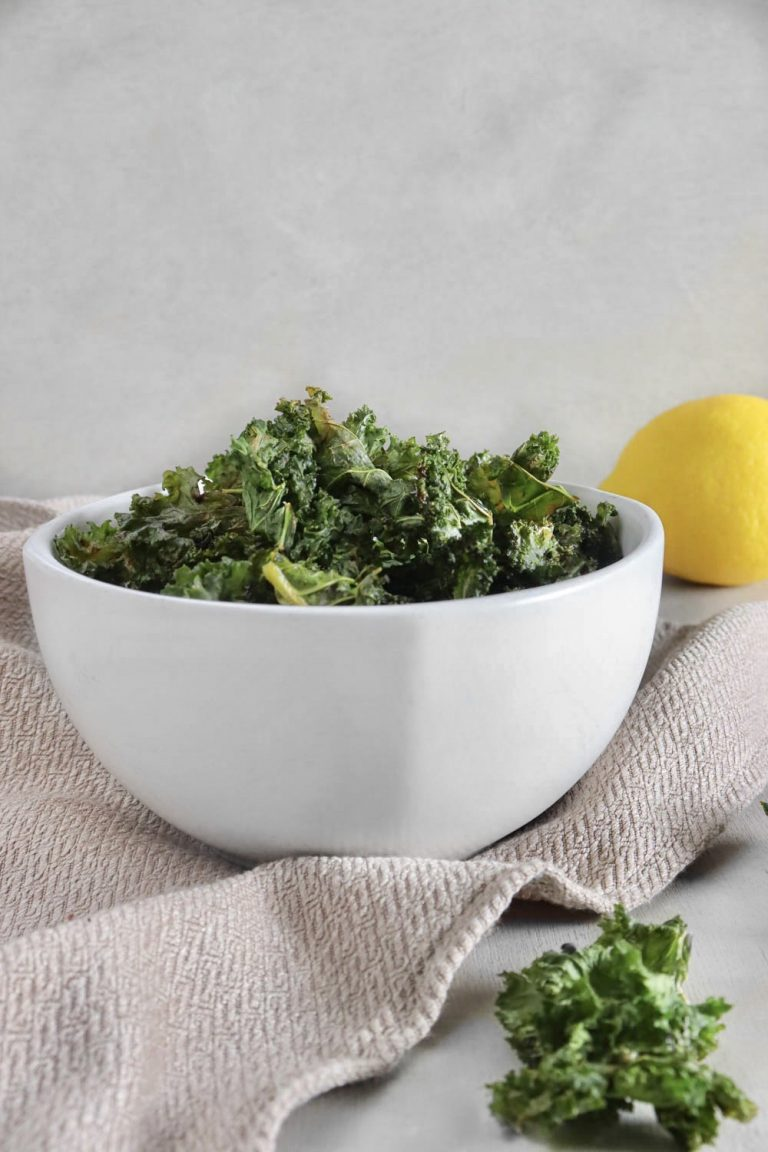 Chips de kale